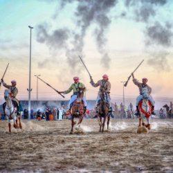 صور تكريم المشاركين في مهرجان ( هب البراد ) عدسة محمد فهد الملحم